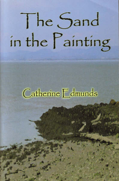 the sand in the painting front cover